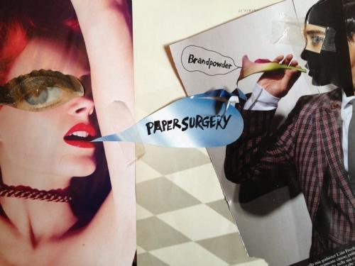 B Paper Surgery