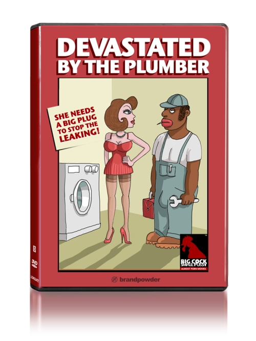 DVD PLUMBER small