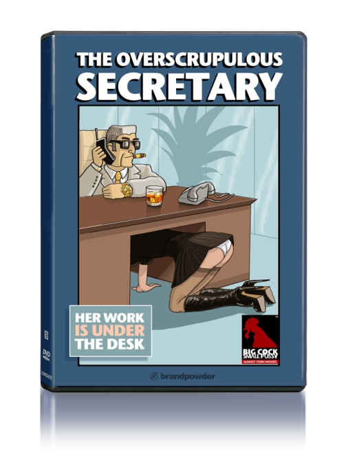 DVD SECRETARY small