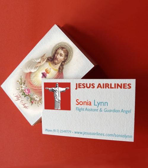 JESUS CARDS