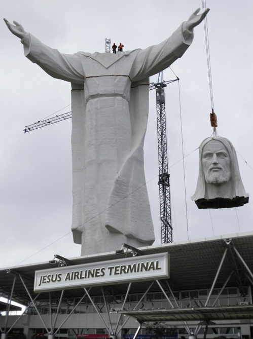 JESUS TERMINAL